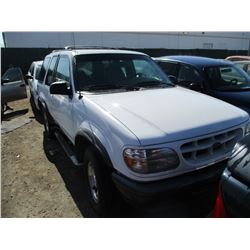 FORD EXPLORER 1998 L/S-DONATION