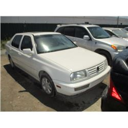 VW JETTA 1998 T-DONATION