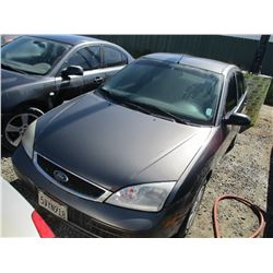 FORD FOCUS 2006 APP  DUP/T-DON