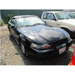 FORD MUSTANG 2004 L/S-DONATION