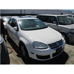 VW JETTA 2009 L/S-DONATION