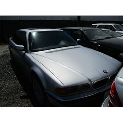 BMW 740IL 1997 T-DONATION