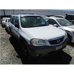 MAZDA TRIBUTE 2003 T-DONATION