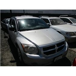 DODGE CALIBER 2010 T-DONATION
