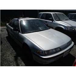 ACURA INTEGRA 1990 T-DONATION