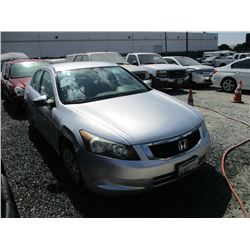 HONDA ACCORD 2008 T