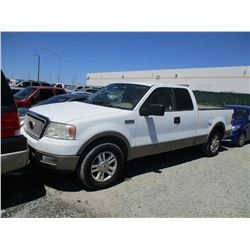 FORD F150 2004 T