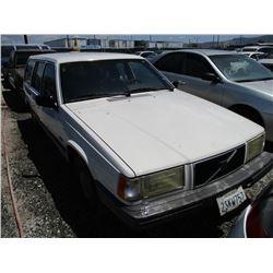 VOLVO 740 1990 T/DON/TMU