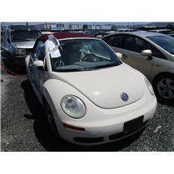 VW BEETLE 2006 L/S-DONATION