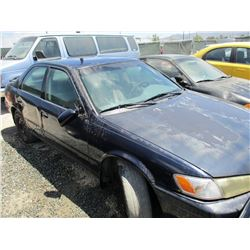 TOYOTA CAMRY 1999 L/S-DONATION