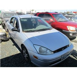 FORD  FOCUS 2000 T-DONATION