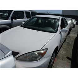 TOYOTA CAMRY 2002 L/S-DONATION