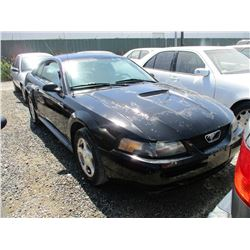 FORD MUSTANG 2002 T-DONATION