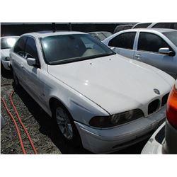 BMW 525I 2003 APP DUP SALV-DON