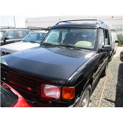 LAND ROVER DISCOVERY 1997 T-DONATION