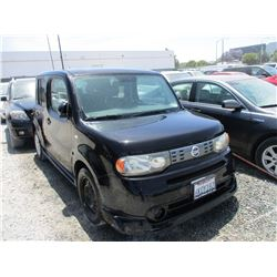 NISSAN CUBE 2009 T-DONATION