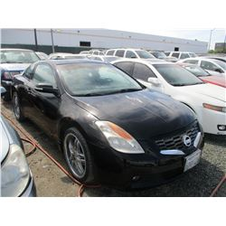 NISSAN  ALTIMA  2008 T-DONATION