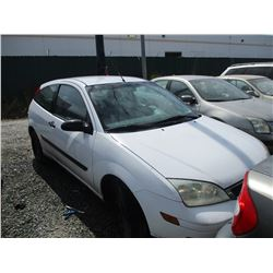 FORD FOCUS 2006 T-DONATION