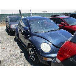 VW NEW BEETLE 2000 T