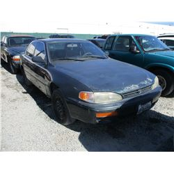 TOYOTA CAMRY 1996 L/S-SALV-DON