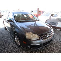 VW JETTA 2007 T