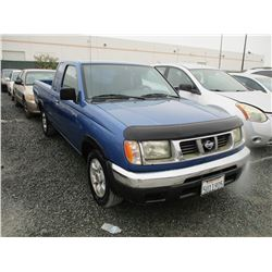 NISSAN FRONTIER 1998 T-DONATION