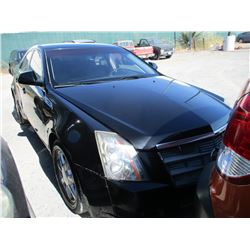 CADILLAC CTS 2008 T-2 DAYS