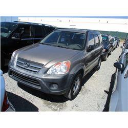 HONDA CRV 2005 T