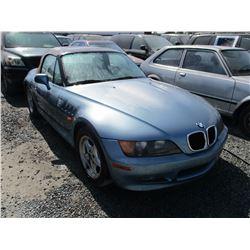 BMW Z3 1997 T-DONATION