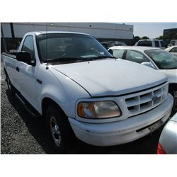 FORD F150 1997 T-DONATION