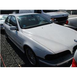 BMW 530I 2001 T-DONATION
