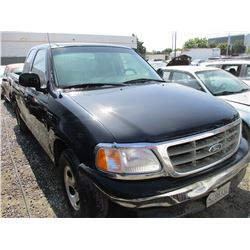 FORD F150 1999 T-DONATION