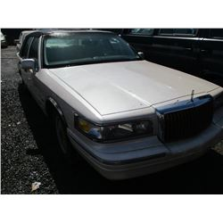 LINCOLN TOWN CAR 1995 T-DONATION