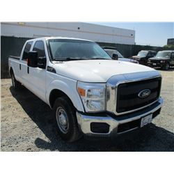 FORD F250 2015 T-DONATION