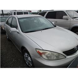 TOYOTA CAMRY 2003 APP  DUP/T-DON