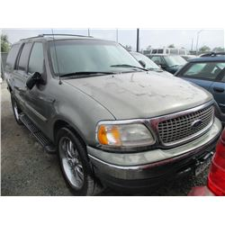 FORD EXPEDITION 1999 T-DONATION