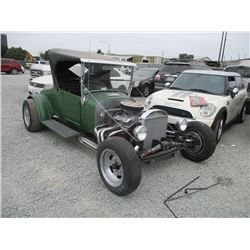 FORD HOTROD 1926 T-DONATION