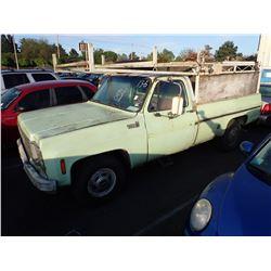 1976 Chevrolet Pickup