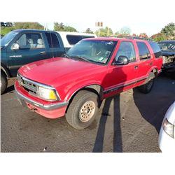 1996 Chevrolet Blazer