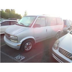 1996 Chevrolet Astro Van
