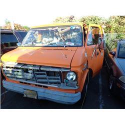1978 Chevrolet Van