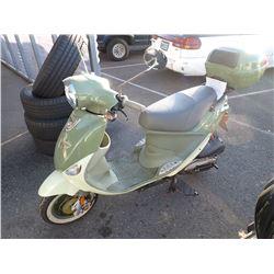 2009 Genuine Scooter Co. Buddy