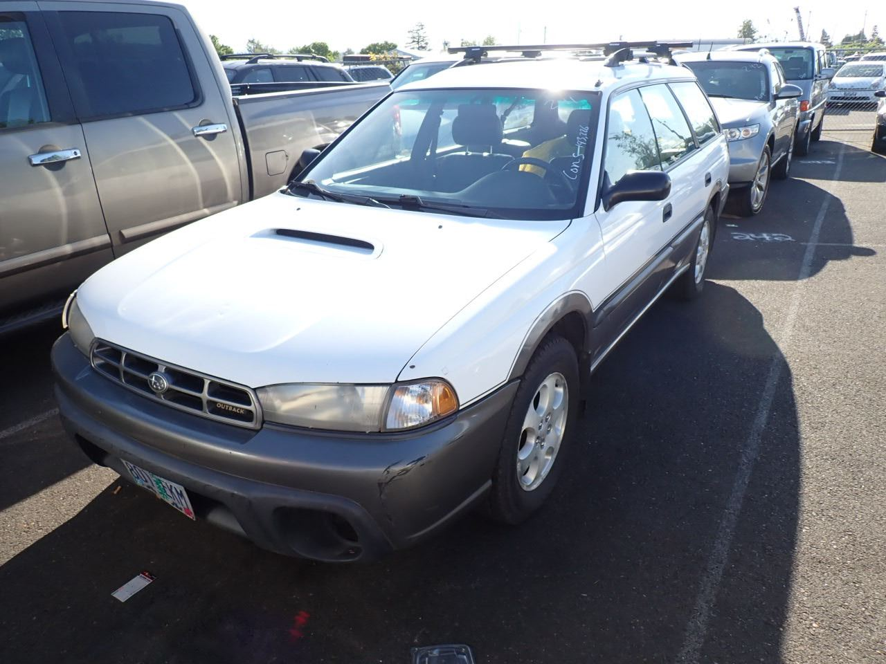 Download 1998 Subaru Outback Wagon