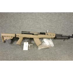 SKS Tactical 7.62x39