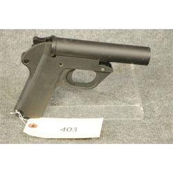 Polish Military Flare Gun