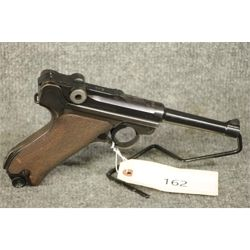 RESTRICTED. Rare Mauser P08