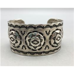Nice Sterling Silver Bracelet