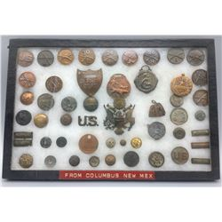 Found Military Relics from Relics Museum