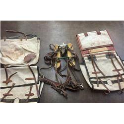 Complete Pack Saddle Rig