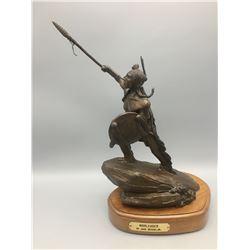 War Leader Bronze by Jack Bryant, Jr.